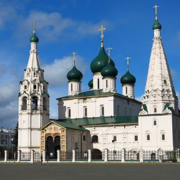 Города Золотой Руси