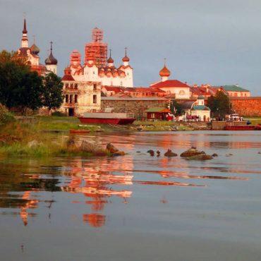 «4 дня на Соловецких островах из Санкт-Петербурга» (автобус + теплоход)
