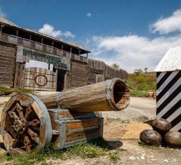Исторический парк «Изумрудная долина»
