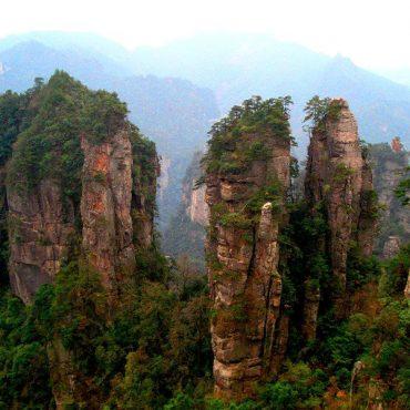 Пекин – Чжанцзяцзе