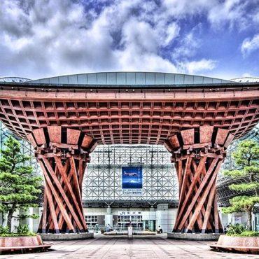 Большое путешествие по Японии и Канадзава