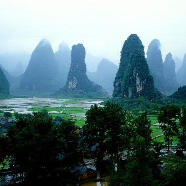 Пекин – Гуйлинь через Суйфэньхэ