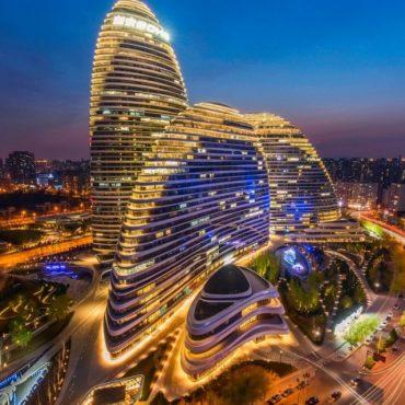 Пекин через Суйфэньхэ