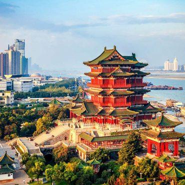 Пекин – Шанхай через Суйфэньхэ