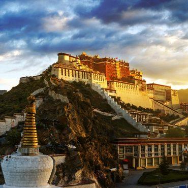 Тибет (Пекин-Лхаса-Пекин)