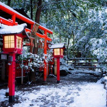 Классическая Япония (зима)