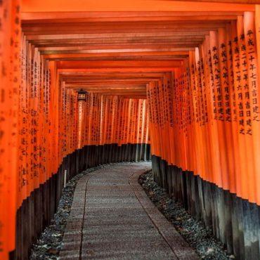 Классика японской осени
