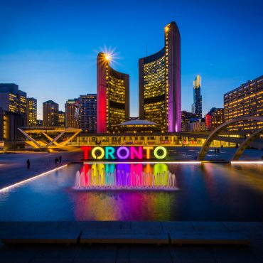 Курсы английского языка в Торонто / Ванкувер