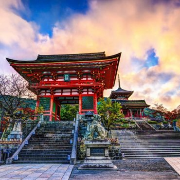 Япония: Осака и Кайкэ (лето 2018)