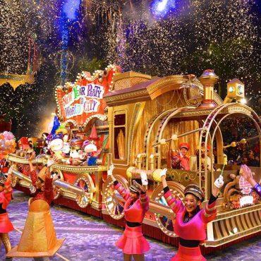 Гонконг-Гуанчжоу: Новогодний «Мир Сказок»