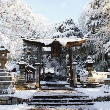 Зима в Японских Альпах (зима 2019-2020)