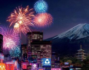 ТОКИО: НОВЫЙ ГОД 2019-2020