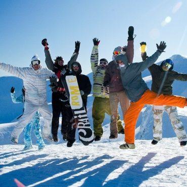 Горнолыжный фестиваль RU-Ski FUN-Ski