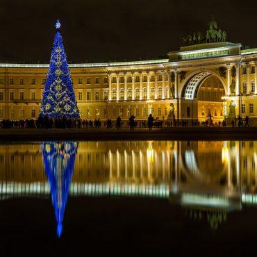 Новый год в г. Санкт-Петербург «Новогодний парадиз»
