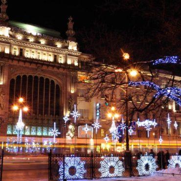Рождество в г. Санкт-Петербург (для родителей с детьми) «Секрет счастливого Рождества – Лайт»