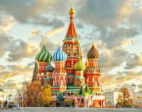 Великолепная Москва