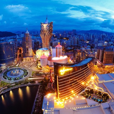 Азиатский Лас–Вегас (Гонконг – Макао)