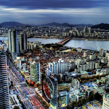 Сеульские каникулы