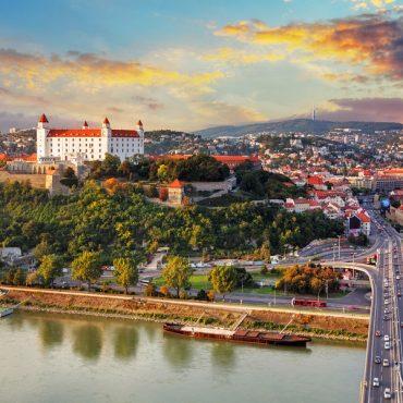 Вена – Братислава – Будапешт