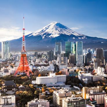Токио: вчера и сегодня (зима 2019-2020)