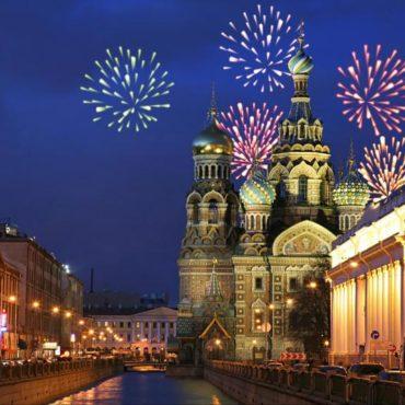 Новый год в г. Санкт-Петербург  «Новогодние сюжеты»