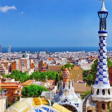 Краски Испании